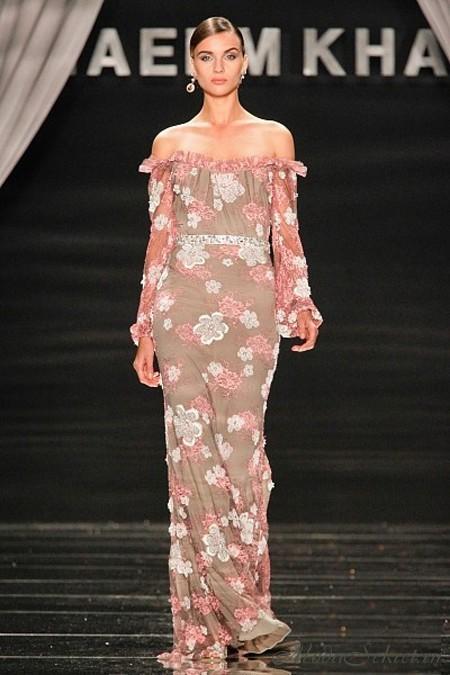 Красивые летние платья с цветочным принтом