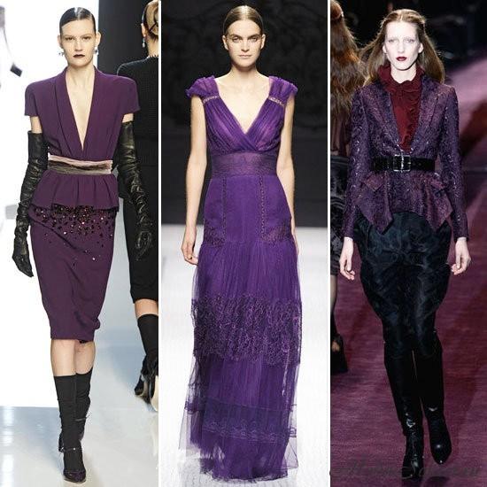 Слева направо: Bottega Veneta, Alberta Ferretti, Gucci