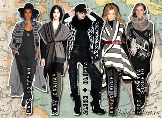 что модно зимой 2017-2018