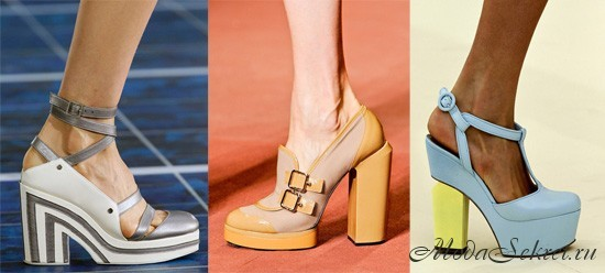 модная обувь этого года