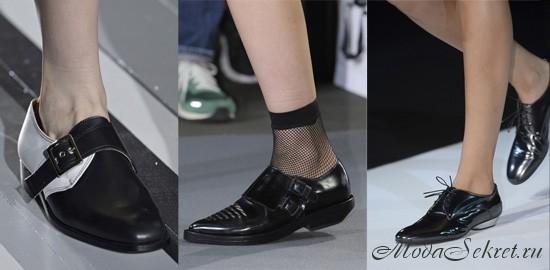 модная женская обувь этого года