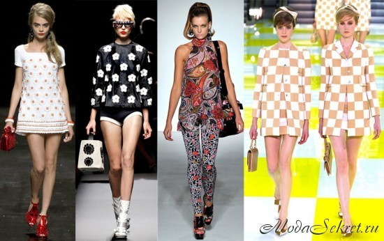 что будет модно летом этого года