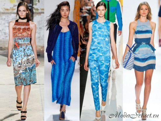 что модно носить этим летом