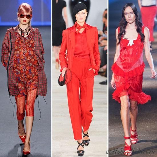 модные цвета весна этого года