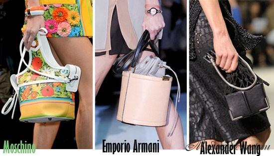 модные сумки лето этого года на фото
