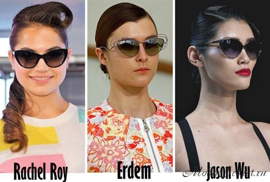 солнечные очки этого года фото