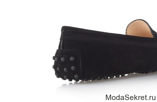 Мокасины-TODS-женские-чёрные-кожаные-02