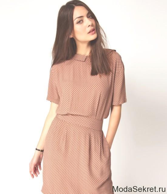 Винтажное-платье