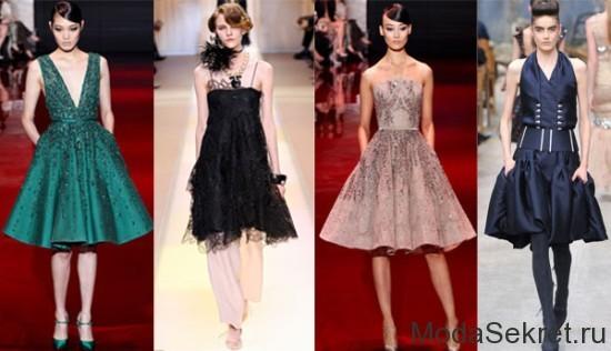 Женские платья: вечерние, деловые, повседневные