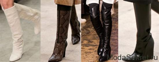 Женская модная обувь: оригинальные фасоны и модные тенденции