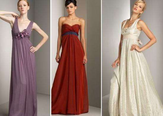 Платье – отличный вариант нарядного убранства