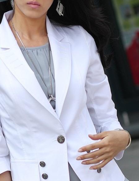 Белый пиджак сочетание по стилю