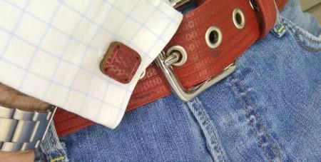 Как выбрать «правильные» запонки и как их носить?