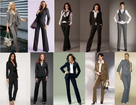 С чем носить классические брюки?