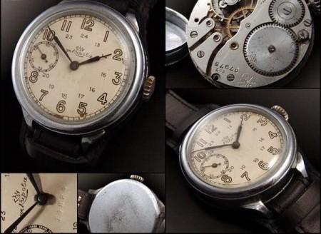 Правильно носить часы можно исключительно на правой руке