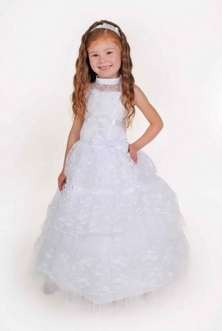 Пышное платьице «а-ля принцесса»