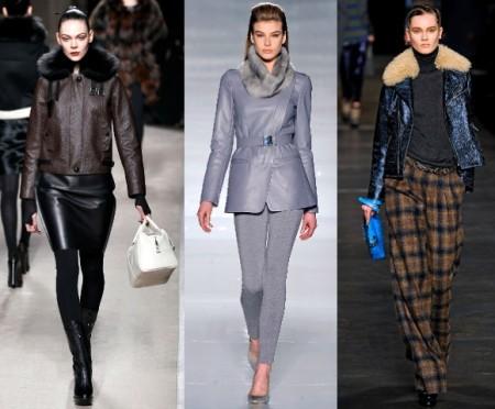 Стильные идеи для женской куртки