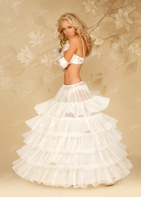 Юбки для свадебных платьев