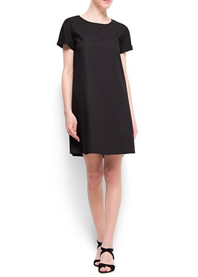 Идеальное платье: А-образное.