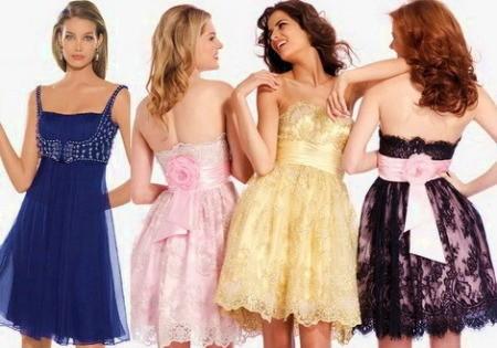 Платья к выпускному балу