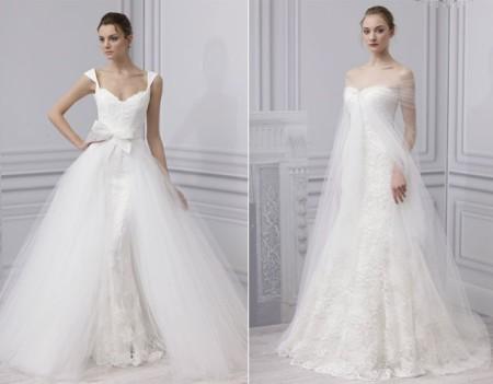 Классические образы свадебное платье
