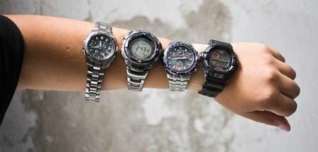 Неправильное ношение часов на правой