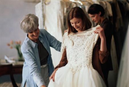 Выбираем платье невесте