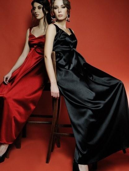 Элегантные вечерние платья