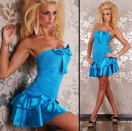 Какое выбрать короткое платье с пышной юбкой?