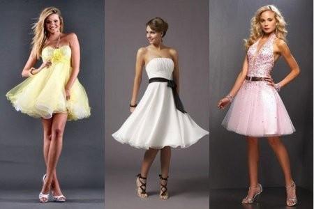Каким может быть пышное платье?