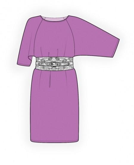 Как самостоятельно сшить вечернее платье