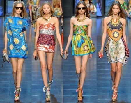 Летние молодежные платья