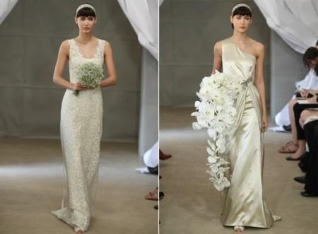 Каскадные свадебные модели