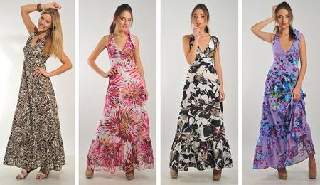 Платья и сарафаны из хлопка