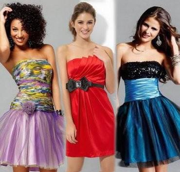 Трендовые особенности выпускного платья