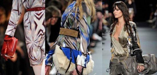 Модные сумки осень-зима 2012-2013